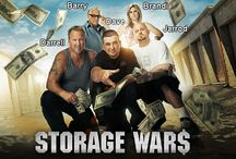 "Storage Wars / TV reality stars from ""Storage Wars."""
