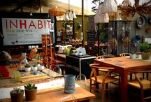 Inhabit / Awesome interior shop at Karoo cafe, 141 Lynnwood Road, the Willows, Pretoria