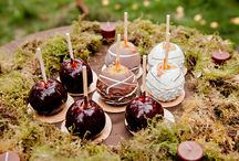 Wedding Food and Desserts