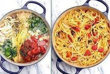 Noodle recipes! / by Abbey Hall