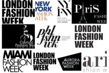 Fashion Weeks Across the World / Fun Pins across Fashion Weeks
