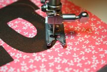 Sewing / by Sarah 'Smith' Scranton