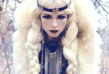 Vikings on snow (inspirations) / photo shoot inspirations