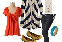 things I'd wear - if I had time to shop!