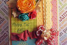 cards / by Elyse Hutchinson