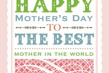 Mothers Day / Mother's Day Activities. / by Jennifer Colgan