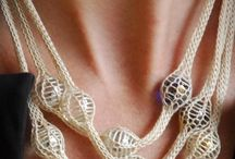 Knitted Jewelry / by Katrina Lum