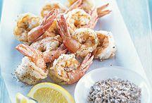 Shrimp/Prawn Recipes / Main ingredient is Prawn / by Dennis Englefield