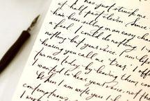 Handwriting Tips