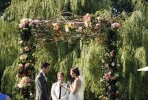 Chuppah / by Navy & Lavender Weddings