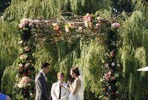 Chuppah / by Navy & Lavender Weddings