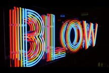 NEON ART / We Love a bit of Neon Art!