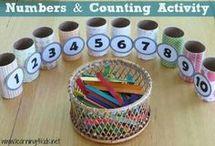 Number activities
