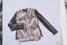 #FeuxFur / El Feux Fur es un material sintético que imita la piel de los animales en distintas prendas de ropa, principalmente chaquetas para escapar del frío.