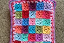 Crochet - Hot water bottle cover