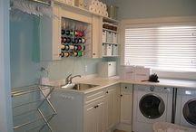 Laundry Room / by Amanda R