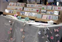 Craft Fairs / Ideas, Tips, and Tricks for a successful craft fair!
