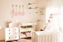 Kız Bebek Odaları