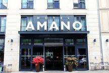 #mctravel: Berlin is always a good idea – Hotel Amano