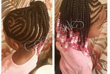 Natural Hairstyles: Kids! / Natural hairstyle inspiration for the kiddies.