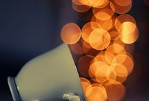 {photography} Bokeh / Light / when colors get blurred, and gets dreamy ;) / by Sam A