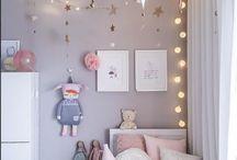 Bedroom colour pallets