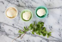 Icecream recipes