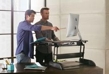 VARIDESK  - Summer 2015 - WORK ELEVATED / Standing up desk solution VARIDESK has just released a range of Summer 2015 product Shots