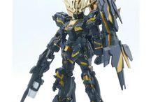 Gundam / Modeled by JM