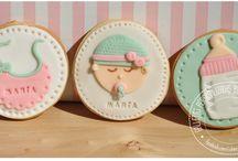 CUKIE BISCUITS / Galletas decoradas por Cukie Cake Project /  Cookies