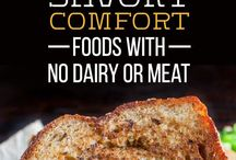 Dairy-Free Meat-Free