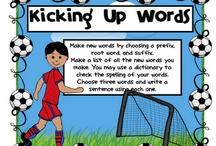Make Grammar Fun... (?) / by Angela Hyon
