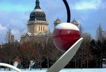 Minneapolis ~ Visiting Connie, Bill & families