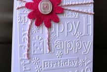 card embossing