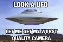 UFO Humor / Funny pictures, memes, and jokes about UFOs & ETs