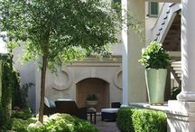 Outdoor places / Garden areas that inspire