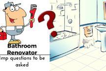 Bathroom Renovations & Remodeling
