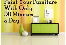 Furniture  / by Samantha Tritten