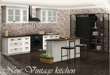 Sims 3 Kitchen & Dining