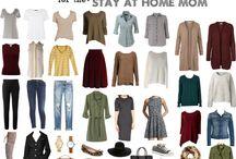 Mom (boring) style
