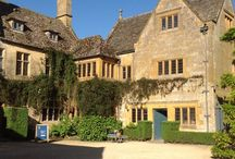 Hidcote in the Cotswolds / Interesting photographs of Hidcote in the Cotswolds