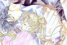 Sailor Moon {Cosmic Pairs} / . / by Bridget Lutz