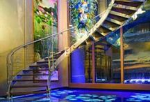 Indoor aquarium