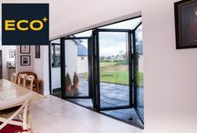ECO+ Rooflights & Bi-fold Doors / ECO+ is a brand we've created to give you a great choice of pocket friendly roof windows, rooflight lanterns & bi-folding patio doors without losing out on quality. Find out more at www.sterlingbuild.co.uk/eco-plus