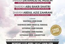 UK- Islamic Events
