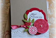 Cards / by Christine Thurston