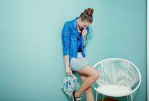 Color blue / Marine, électrique, pastel, majorelle: le bleu est la couleur de l'été on en profite. http://un-plan-a-trois.monshowroom.com/  / by MonShowroom.com ♥