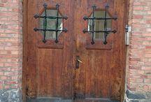 Sweden doors