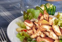 :: STRACCETTI DI POLLO :: / Gustose ricette con Straccetti di Pollo pre-grigliato Il Sole