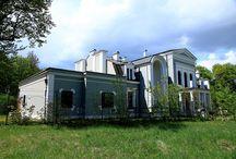 Pluskowęsy - Pałac